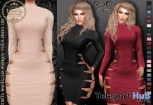 Lena Dress 50% Off Promo by {Le'La}- Teleport Hub - teleporthub.com