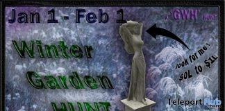 GWH Winter Garden Hunt 2019- Teleport Hub - teleporthub.com