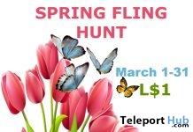 Spring Fling Hunt- Teleport Hub - teleporthub.com