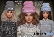 Xia, Sheba, & Isla With Hats January 2019 Group Gift by Sintiklia- Teleport Hub - teleporthub.com