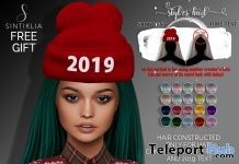 Sheba Sliked Back With Hat January 2019 Gift by Sintiklia - Teleport Hub - teleporthub.com