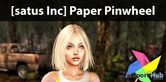 Paper Pinwheel Group Gift by [satus Inc] - Teleport Hub - teleporthub.com