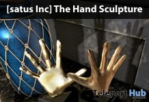 The Hand Sculpture Promo by [satus Inc] - Teleport Hub - teleporthub.com