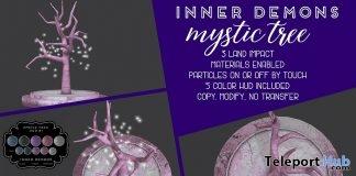 Mystic Tree February 2019 Group Gift by Inner Demons- Teleport Hub - teleporthub.com