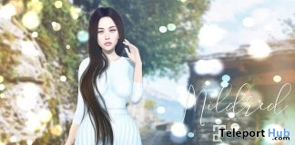 Mildred Dress Fatpack March 2019 Group Gift by Belle Epoque- Teleport Hub - teleporthub.com