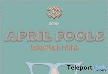 SLS April Fool's Treasure Hunt 2019- Teleport Hub - teleporthub.com