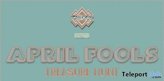 SLS April Fool's Treasure Hunt 2019 - Teleport Hub - teleporthub.com
