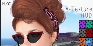Dotty Retro Shades Fatpack February 2019 Group Gift by {Poeme} - Teleport Hub - teleporthub.com