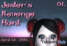 Mischievous Mayhem Jester's Revenge Hunt 2019 - Teleport Hub - teleporthub.com