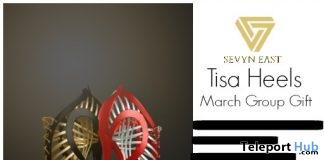 Tisa Heels March 2019 Group Gift by Sevyn East- Teleport Hub - teleporthub.com