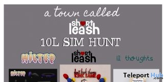 A Town Called Short Leash 10L Hunt 2019 - Teleport Hub - teleporthub.com