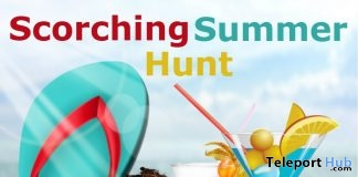 Scorching Summer Hunt 2019 - Teleport Hub - teleporthub.com