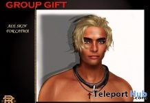 Ale Skin For Catwa Heads March 2019 Group Gift by R.T.I. - Teleport Hub - teleporthub.com
