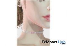 Melia Choker March 2019 Gift by Voluptas Virtualis- Teleport Hub - teleporthub.com