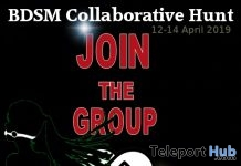 The Giant BDSM Collaborative Hunt 2019- Teleport Hub - teleporthub.com