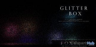 Glitter Box Backdrop April 2019 Group Gift by FOXCITY- Teleport Hub - teleporthub.com