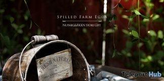 Spilled Farm Eggs April 2019 Group Gift by Nutmeg x RKKN- Teleport Hub - teleporthub.com