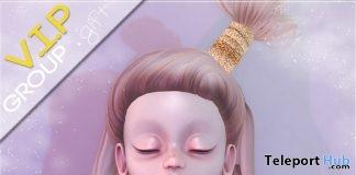 Rosario Hair April 2019 VIP Group Gift by NYNE- Teleport Hub - teleporthub.com