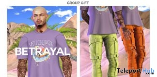 Festival Outfit April 2019 Group Gift by BETRAYAL - Teleport Hub - teleporthub.com