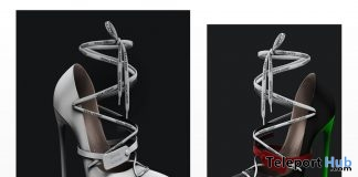 Medusa Slides & Lace-Up Pumps Fatpack April 2019 Group Gift by MERCH- Teleport Hub - teleporthub.com