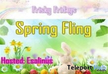 Spring Fling and Relay For Life Auction 2019 - Teleport Hub - teleporthub.com