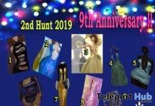 Virtual Diva 9th Anniversary Hunt- Teleport Hub - teleporthub.com