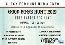 Good Eggs Hunt 2019- Teleport Hub - teleporthub.com