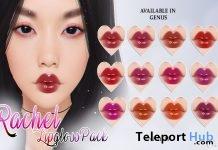 Rachel Lipgloss 10L Promo by Viena- Teleport Hub - teleporthub.com