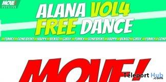 Alana 56 Bento Dance Gift by MOVE! Animations Cologne- Teleport Hub - teleporthub.com