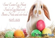 SAM Easter Egg Hunt 2019- Teleport Hub - teleporthub.com