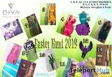 Virtual Diva Easter Hunt 2019- Teleport Hub - teleporthub.com
