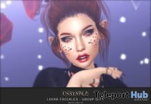 Lunar Freckles April 2019 Group Gift by unstable - Teleport Hub - teleporthub.com