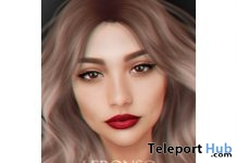 Milena Skin For Catwa Head April 2019 Group Gift by LERONSO skins - Teleport Hub - teleporthub.com