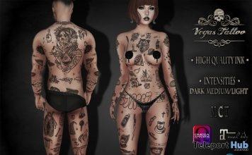 Street Body Tattoo Appliers 1L Promo Gift by Vegas Tattoo- Teleport Hub - teleporthub.com