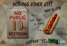 Hotdog Gift by Ten Thousands & Co. @ 6 Republic Event May 2019 - Teleport Hub - teleporthub.com