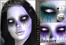 The Seer Face Paint May 2019 Group Gift by Elemental - Teleport Hub - teleporthub.com