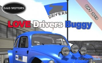 Love Drivers Buggy May 2019 Group Gift by G&D MOTORS - Teleport Hub - teleporthub.com