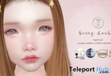 Gerry Lashes Appliers May 2019 Group Gift by C'est la vie! - Teleport Hub - teleporthub.com