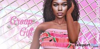 Ana Bikini May 2019 Group Gift by Revelation- Teleport Hub - teleporthub.com