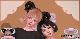 Ram Horns May 2019 Group Gift by BUING- Teleport Hub - teleporthub.com
