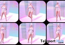 Pack of 6 Single Poses May 2019 Group Gift by Something New- Teleport Hub - teleporthub.com