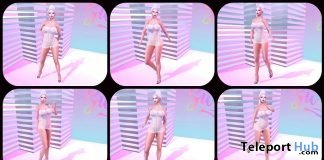 Pack of 6 Single Poses May 2019 Group Gift by Something New - Teleport Hub - teleporthub.com