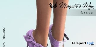 Grace Heels May 2019 Group Gift by Mosquito's Way - Teleport Hub - teleporthub.com