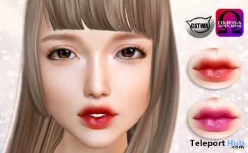 Red Lipgloss May 2019 Gift by Clavis - Te - Teleport Hub - teleporthub.com