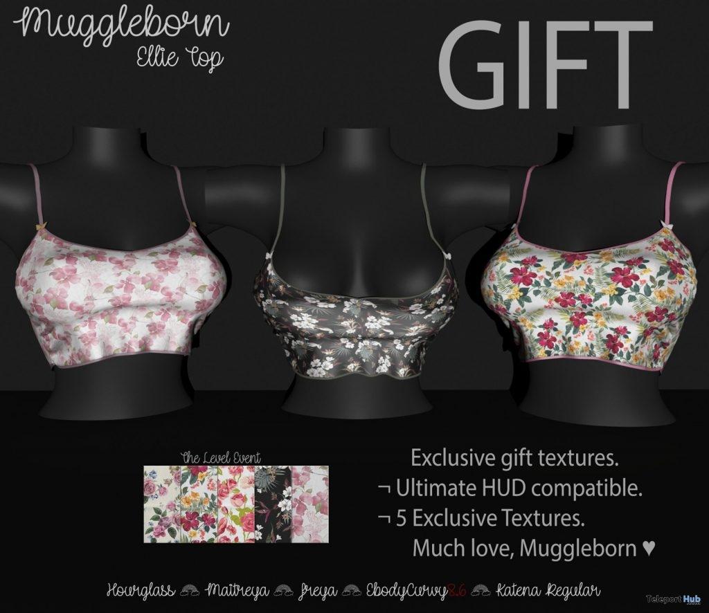 Ellie Top LEVEL Event May 2019 Gift by MuggleBorn- Teleport Hub - teleporthub.com