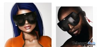 HBA Marz Unisex Sunglasses Fatpack May 2019 Group Gift by MERCH- Teleport Hub - teleporthub.com