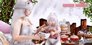 Mother's Affection Pose May 2019 Group Gift by Little Friend Clothes- Teleport Hub - teleporthub.com