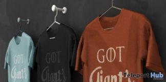 T Giantsbane For Decor May 2019 Subscriber Gift by BALACLAVA- Teleport Hub - teleporthub.com