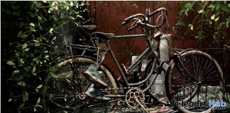 New Release: His & Her Bike by Nutmeg @ Shiny Shabby May 2019- Teleport Hub - teleporthub.com