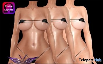 Core Tan Lines Appliers May 2019 Gift by Rachel Swallows - Teleport Hub - teleporthub.com